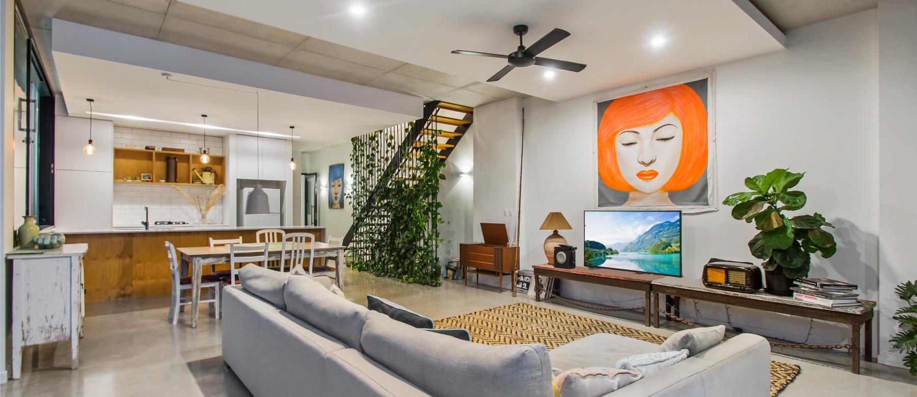Grant McDonald Homes Coolum House interior