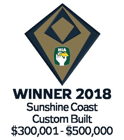 HIA 2018 winner's badges