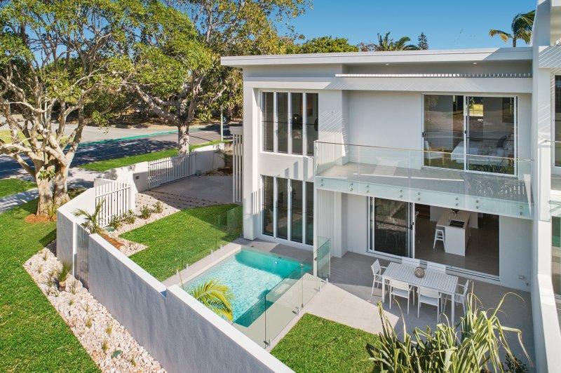 New home in Sunshine Beach